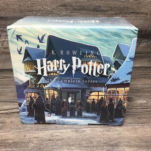 Harry Potter Paperback Box Set by J. K. RowlingNEW